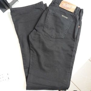 Lucky Brand Buttonfly Bootleg Jeans. F50